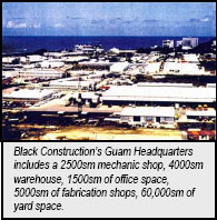 Black Construction Guam Headquarters