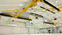 AEF FOL Aircraft Hangar