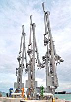 COMNAVMAR Fuel Piers