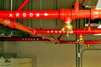 GIAA Generator Electrical Room
