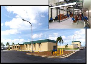 GWA Hagatna Sewage Treatment Plant Refurbishment