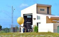 NOAA Weather Service Station