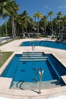 Palau Pacific Resort Swimming Pool