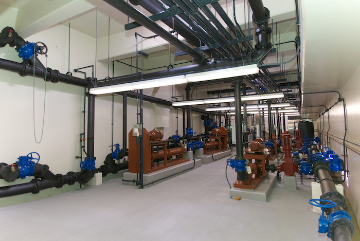 GWA Hagatna Sewage Treatment Plant Refurbishment