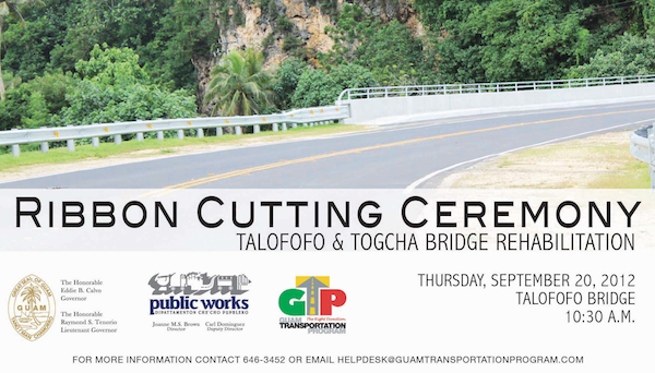 Talofofo & Togcha Bridges Rehabilitation Project