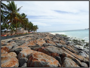 REPAIR SHORELINE REVETMENT, BACK OF BOQ 8 & 9, U.S. NAVY SUPPORT FACILITY – DIEGO GARCIA, B.I.O.T.