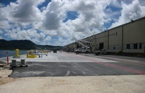 FY10 MCON P-204 WHARF IMPROVEMENTS (UNIFORM & TANGO) PHASE 1 (SECONDARY PART E) – NAVAL BASE, GUAM