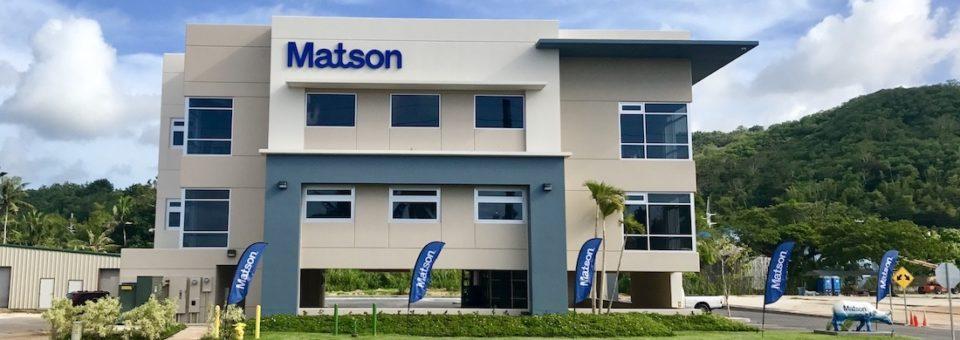 Matson Office Building – Guam