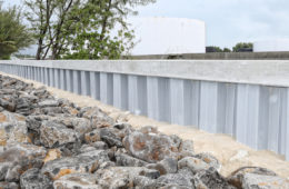 Repair Shoreline Revetment – Diego Garcia
