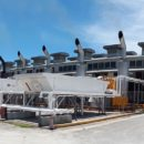 Repair Roof, North Power Plant, Diego Garcia