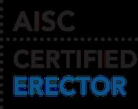 AISC Certified Erector