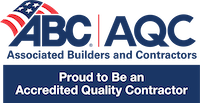 Proud to Be an Accredited Quality Contractor