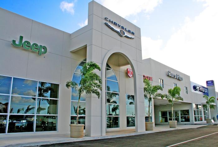 Cars Plus and Cycles Plus, Maite Dealership – Guam