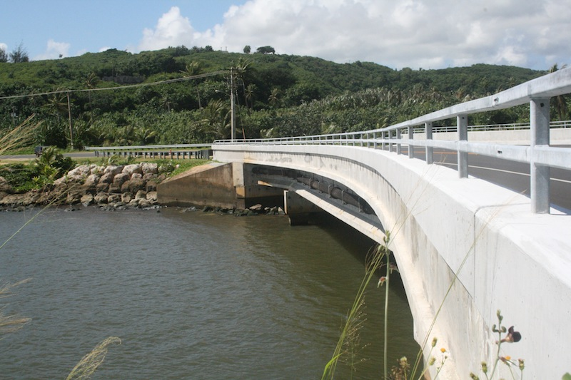 DPW REHABILITATION OF ROUTE 4 BRIDGES OVER TALOFOFO AND TOGCHA RIVERS