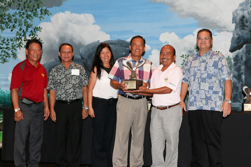 BCC is awarded the CONTRACTOR OF THE YEAR title once again!