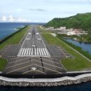 Chuuk International Airport Runway
