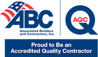 Black Construction Corporation Recognized by Associated Builders and Contractors, Inc. (ABC) a 2018 Accredited Quality Contractor (AQC)